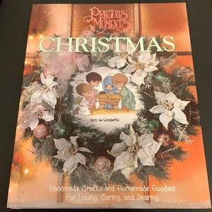 Precious Moment Christmas Craft Book